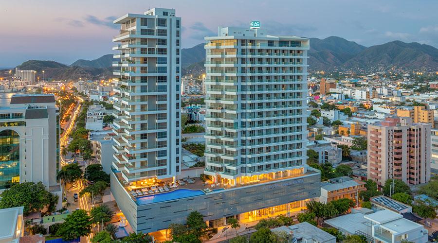 AC Hotel by Marriott Santa Marta - Hotel en Santa Marta
