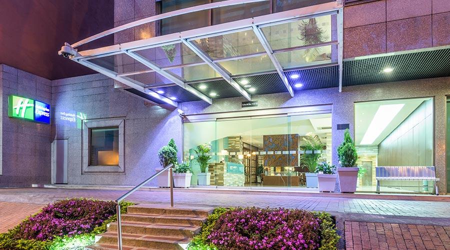 Holiday Inn Express Parque la 93 - Hotel en Bogotá