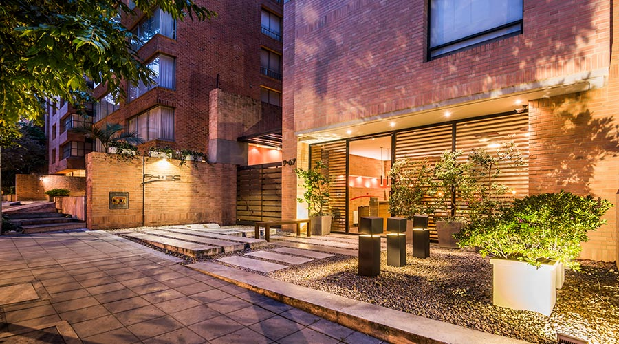 84 DC Hotel - Hotel en Bogotá