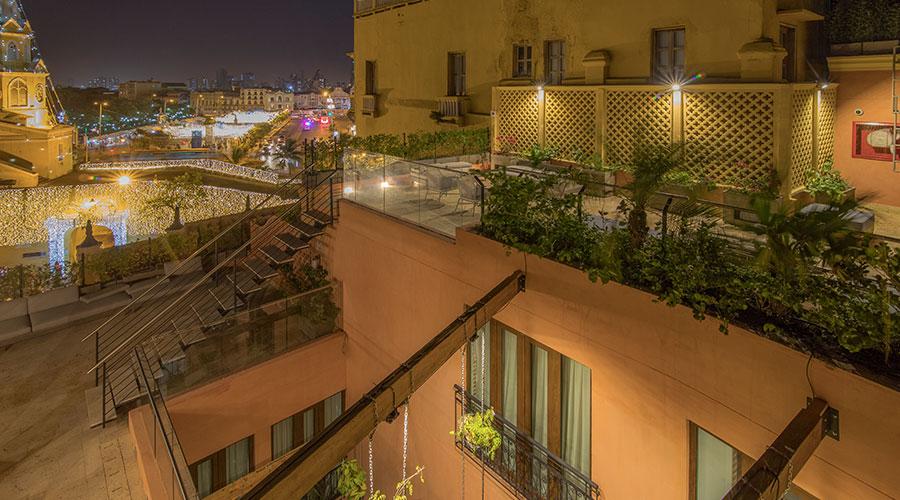 Santa Catalina Hotel Cartagena - Hotel en Cartagena