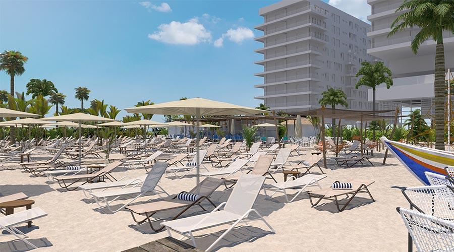 Grand Sirenis San Andrés - Hotel en San Andrés