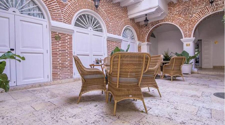 Casa Cochera del Gobernador Cartagena - Hotel en Cartagena
