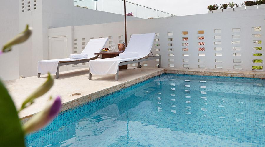 Mansión Tcherassi Cartagena - Hotel en Cartagena