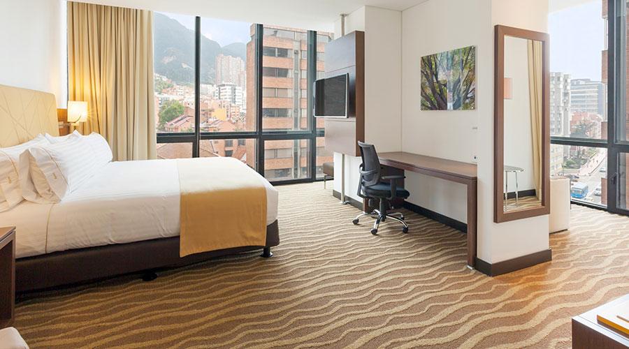 Holiday Inn Express & Suites Bogotá DC - Hotel en Bogotá