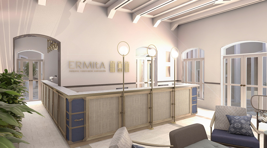 Ermita Tribute Portfolio - Hotel en Cartagena