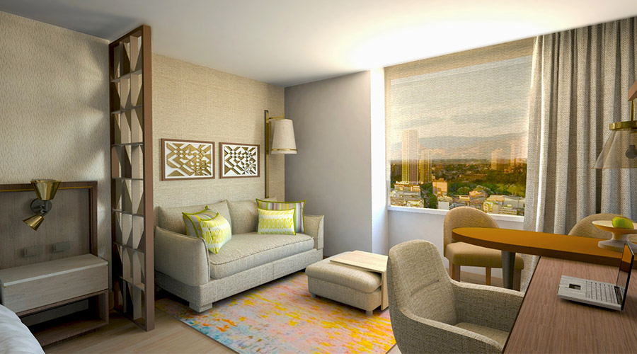 Residence Inn by Marriott Bogotá - Hotel en Bogotá